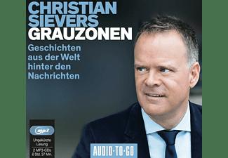 Christian Sievers - Grauzonen  - (MP3-CD)
