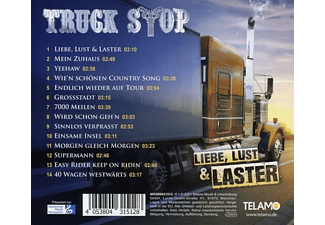 Truck Stop - LIEBE LUST & LASTER  - (CD)