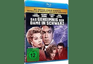 Das Geheimnis der Dame in Schwarz Blu-ray
