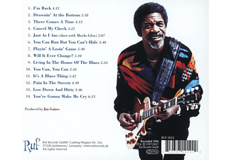 Luther Allison - Reckless  - (CD)