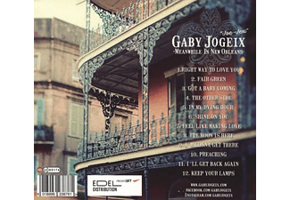 Gabi Jogeix - Meanwhile In New Orleans  - (CD)