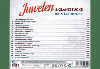 Die Mayrhofner - Juwelen And Glanzstücke  - (CD)