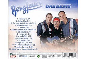 Bergfeuer - Das Beste  - (CD)