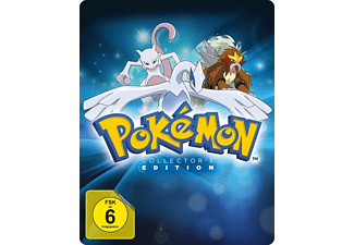 Pokemon 1-3-Steelbook-Edition  LTD. Blu-ray