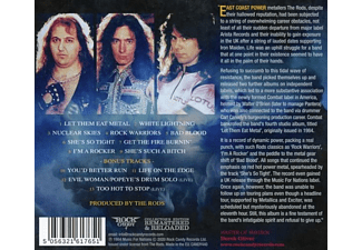 The Rods - Let Them Eat Metal (Collector's Edition)  - (CD)