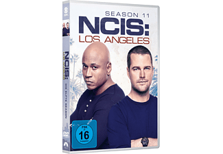 Navy CIS Los Angeles - Staffel 11 DVD