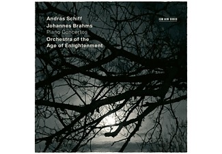 András Schiff, Orchestra Of The Age Of Enlightenment - PIANO CONCERTOS  - (CD)