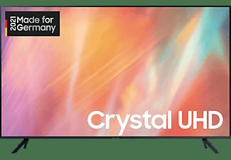 SAMSUNG GU55AU7179 LED TV (Flat, 55 Zoll / 138 cm, UHD 4K, SMART TV, Tizen)
