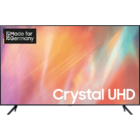 SAMSUNG GU43AU7179 LED TV (Flat, 43 Zoll / 108 cm, UHD 4K, SMART TV, Tizen)