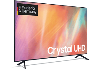 Led Tv Samsung Gu50au7179u Led Tv Flat 50 Zoll 125 Cm Uhd 4k Smart Tv Mediamarkt