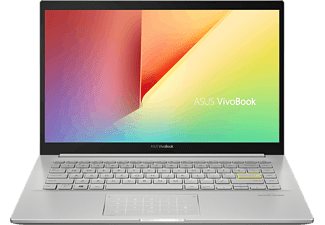 "Portátil  - Asus VivoBook 14 K413EA-EB726T, 14"", i7-1165G7, 16 GB RAM, 512 GB SSD, Intel® Iris® Xe, W10"