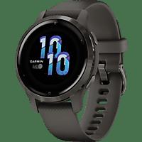 GARMIN Smartwatch Venu 2S 40mm, Schiefergrau (010-02429-10)
