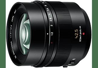 Objetivo EVIL - Panasonic H-NS043, 42.5 mm, 76.8mm, f/1.2, Leica DG Nocticron, Power OIS