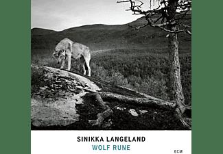 Sinikka Langeland - WOLF RUNE  - (CD)