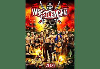Wwe: Wrestlemania 37 Blu-ray