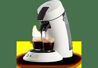 PHILIPS CSA210/10 Kaffeepadmaschine Senseo Original Plus Weiß
