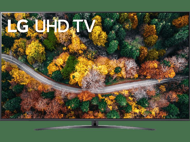 LG 75UP78009LB LCD TV (Flat, 75 Zoll / 189 cm, UHD 4K, SMART TV, webOS 6.0 mit ThinQ)