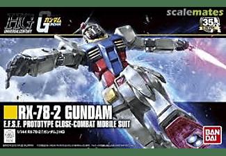 BANDAI SD GUNDAM EX-STANDARD 001 RX-78-2 GUNDAM Modellbausatz, Mehrfarbig