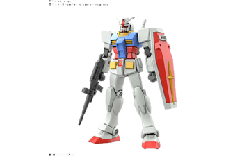 BANDAI ENTRY GRADE 1/144 RX-78-2 GUNDAM (3L) Modellbausatz, Mehrfarbig