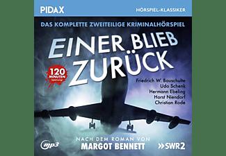 Margot Bennet - Einer blieb zurück  - (CD)