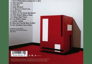 The White Stripes - DE STIJL  - (CD)