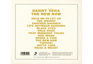 Danny Vera - The New Now  - (CD)