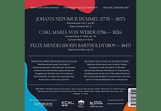 Matthias/hr-sinfonieorchester Kirschnereit - Hummel Weber Mendelssohn  - (CD)