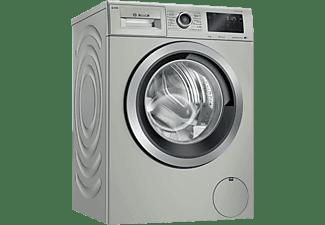 Lavadora carga frontal - Bosch WAL28PHXES, Autodosificación, 10kg, 1400rpm, 8programas, WiFi, 60cm, Acero mate