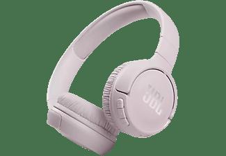 Auriculares inalámbricos - JBL Tune 510BT, Con diadema, 40 h, Con micrófono, Bluetooth, USB-C, Plegables, Rosa