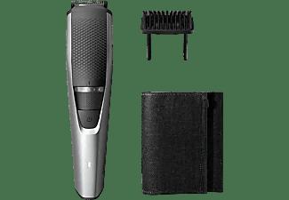 Barbero - Philips BT3216/14, 20 posiciones de longitud, 1 hora autonomía, Cuchillas metálicas, Plata