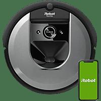 Robot aspirador - iRobot Roomba i7150, WiFi, Alta potencia de succión, Memoriza, Mapea y se adapta, Mascotas