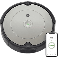 Robot aspirador - iRobot Roomba 698, 0.6 l, WiFi, Autonomía 90 min, Programable, Negro