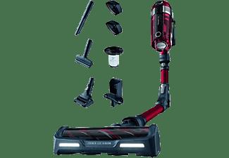 Aspirador escoba - Rowenta Rh9829wo X-Force Flex 11.50 Animal Care, 0,9 L, Autonomía 45 min, Rojo