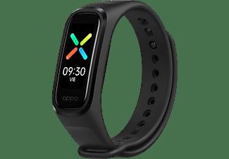 Pulsera de actividad - OPPO Band Sport, AMOLED, Monitorización de frecuencia cardíaca en tiempo real, Negro