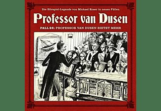 Vollbrecht,Bernd/Tegeler,Nicolai - professor van dusen bietet mehr (neue fälle 26)  - (CD)