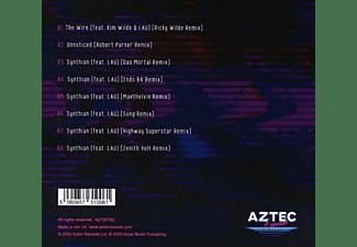 Nina - Synthian [feat. LAU] (The Remixes)  - (CD)
