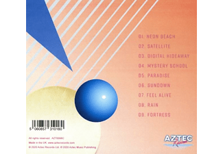 Thought Beings - Neon Beach  - (CD)