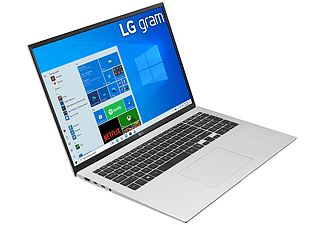 "Portátil - LG Gram 17Z90P-G.AA77B, 17"" WQXGA, Intel® Evo™ Core™ i7-1165G7, 16 GB, 512 GB SSD, Iris® Xe, W10H"