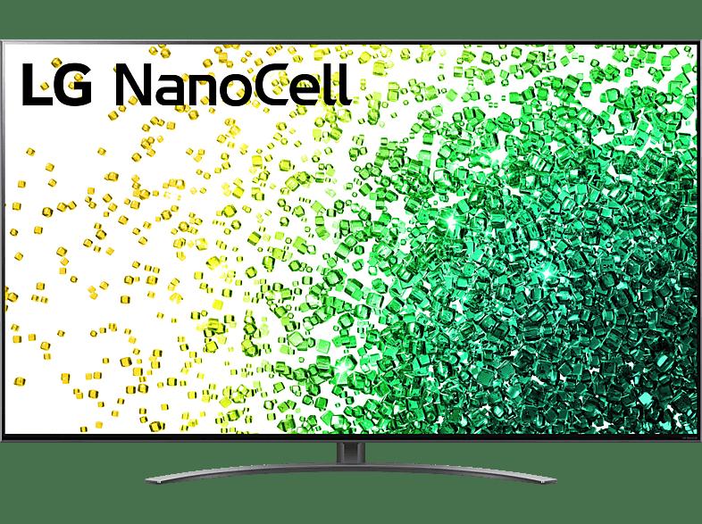LG 55NANO869PA LCD TV (flat, 55 inch / 139 cm, UHD 4K, SMART TV, webOS 6.0 with ThinQ)