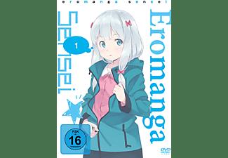 Eromanga Sensei DVD