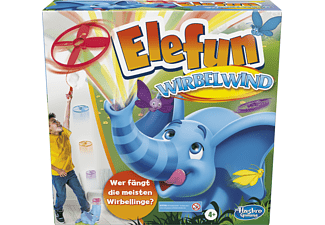 HASBRO GAMING Elefun Wirbelwind Kinderspiel Mehrfarbig