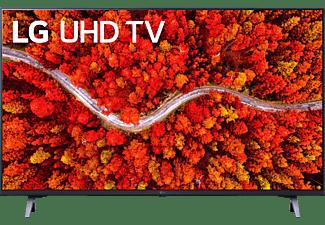 LG 43UP80009LA LCD TV (Flat, 43 Zoll / 108 cm, UHD 4K, SMART TV, webOS 6.0 mit LG ThinQ)