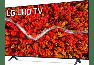 LG 55UP80009LA LCD TV (Flat, 55 Zoll / 139 cm, UHD 4K, SMART TV, webOS 6.0 mit LG ThinQ)