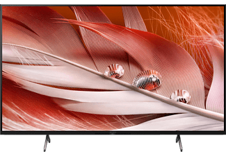 SONY XR-50X90J LED TV (Flat, 50 Zoll / 126 cm, UHD 4K, SMART TV, Google TV)