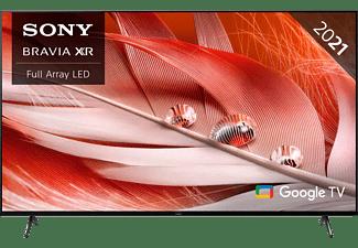 SONY XR-55X90J LED TV (Flat, 55 Zoll / 139 cm, UHD 4K, SMART TV, Google TV)