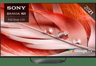 SONY XR-65X92J LED TV (Flat, 65 Zoll / 164 cm, UHD 4K, SMART TV, Google TV)