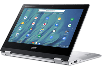ACER Chromebook Spin CP311-3H-K7MM, MediaTek MT8183, 4GB/64GB, 11.6 Zoll Touch WXGA, Silber