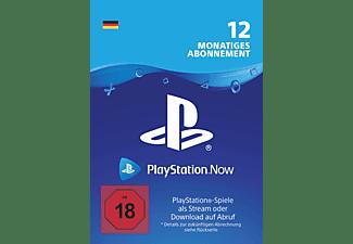 Sony Playstation Now DE - 12 Monate Mitgliedschaft - [PlayStation 4]