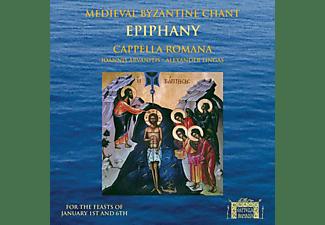 Alexander/cappella Romana Lingas - Epiphany  - (CD)