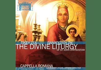 Alexander/cappella Romana Lingas - The Divine Liturgy of St.John  - (CD)